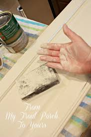 Small Picture From My Front Porch To Yours Kitchen Cabinet Painting Tutorial