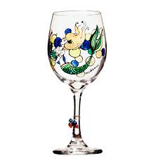 Wine Glass Decorating Designs stylish painted wine glass designs notebuc 29