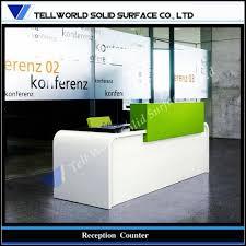 office reception counter. Modern Design Corian Office Reception Desk TW-PART-008, Desk, De On En.OFweek.com Counter