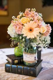 ideas toward the weddings with recent vine wedding centerpiece ideas together with vine books wedding centerpieces