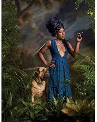 Kehinde Wiley - Portrait of Dacia Carter... - Oli Juste Dog Trainer    Facebook