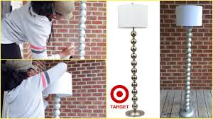 diy target inspired ball floor lamp you ball lamp diy