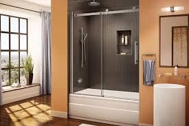 glass shower doors sliding shower doors