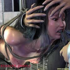 Cruel 3D BDSM series Captured Assassin