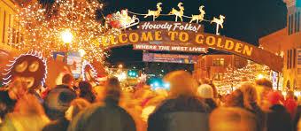 Golden Co Parade Of Lights Golden Candlelight Walk Event Information Schedule