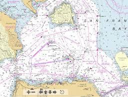 San Francisco Bay Musings On Maps