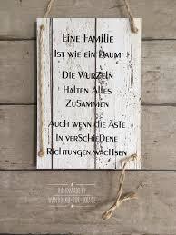 Eine Familie Ist Wie Ein Baum Humor Sprüche Holzschilder Und