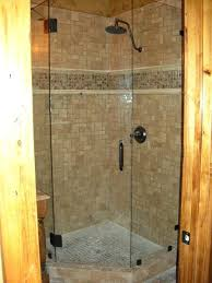 showers corner shower glass doors salt lake city door home depot corner shower glass
