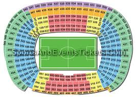 Fc Barcelona Seating Chart Camp Nou Information Seating Plan Fixtures Tickets
