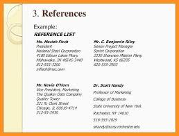 Should You Put References On Your Resume How To Put References On A Resume