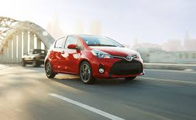 2015 Toyota Yaris Photos and Info – News – Car and Driver
