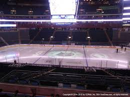 Nationwide Arena View From Club Level 3 Vivid Seats