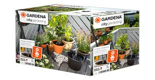 Gardena Holiday Watering GARDENA <b>Комплект для полива в</b> ...