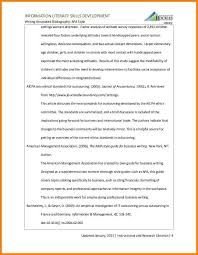 Free Annotated Bibliography Templates     Free Sample  Example     SP ZOZ   ukowo