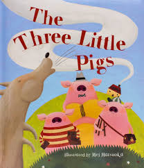 amazon the three little pigs 0824921044543 kath jewitt mei matsuoka books