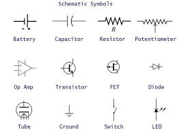 appliance wiring diagram symbols appliance image recycle old pcb components on appliance wiring diagram symbols