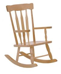 wooden rocking chair. Toddler Wood Rocking Chair Wooden