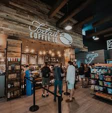 Foxtail coffee is an environmentally friendly focused coffee shop with over 10 locations over the greater orlando area. Foxtail Coffee Co Locations