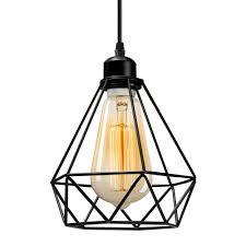 Bird Ceiling Light Fixture Details About E26 Industrial Vintage Metal Bird Cage Ceiling Pendant Light Holder Lamp Shade