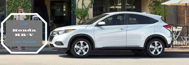 How Many Paint Color Choices Are There For The 2019 Honda Hr V