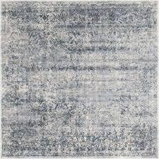 cau jefferson dark blue 7 0 x 7 0 square rug