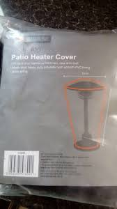 homebase table top patio heater and