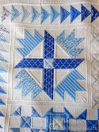 315 best Blue quilts images on Pinterest | Patchwork embutido ... & Quilting by Judi Madsen. Pieced quilt by Kimberly Einmo. Adamdwight.com