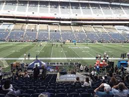 Centurylink Field Section 136 Seattle Seahawks