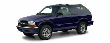 2001 Chevrolet Blazer Overview | Cars.com