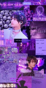 Bts taehyung, Bts wallpaper lyrics, Bts ...