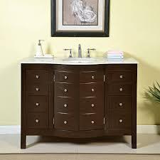 single sink white bathroom vanity. 48\ single sink white bathroom vanity w