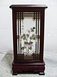 traditional korean furniture. Vintage Traditional Korean Lamp - Four Seasons Furniture \u0026 Decoration For Sale In Others, Kuala Lumpur