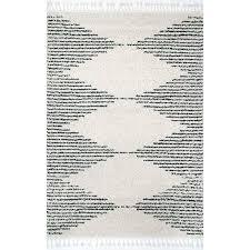 Off white area rug Wool Ebay Union Rustic Ramsey Off White Area Rug Walmartcom