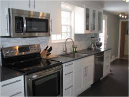 kitchen design white cabinets stainless appliances. Delighful Cabinets Kitchen Designs With Stainless Steel Appliances Kitchens White Cabinets And  From Country Black Slate Samsung Oak In Design P