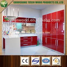 Red Gloss Kitchen Cabinets High Gloss Kitchen Cabinets High Gloss Kitchen Cabinets Suppliers