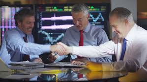 Stock Brokers 4k Mature Male Stock Brokers Stock Footage Video 100 Royalty Free