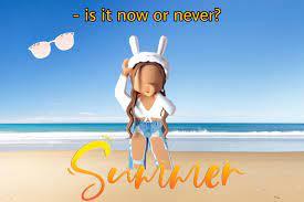sunshine robloxgirl gfx cute Image by ...