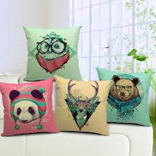 Owl Pillow Pattern Popular Panda Pillow Pattern Buy Cheap Panda Pillow Pattern Lots