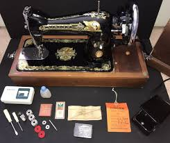 Singer Sphinx Sewing Machine Value