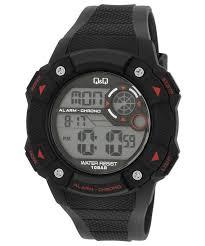 q q regular digital black dial mens watch m145j001y price in q q regular digital black dial mens watch m145j001y