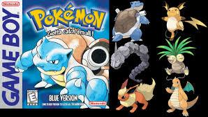 My Pokémon teams for each game I played. My first adventure in 2000, Pokémon  Blue. - Album on Imgur