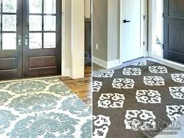 front foyer rugs indoor entry