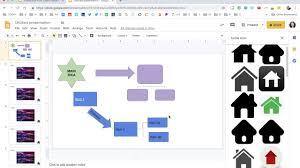 Create An Interactive Flowchart In Google Slides Using Hyperlinks