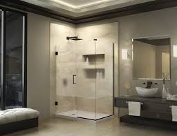 4 Design Options For Walkin Showers  Glass Walls And ShowersShower Privacy