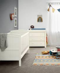 compact nursery furniture. Mia Classic 2 Piece Furniture Set With Compact Cotbed \u0026 Dresser - Ivory | Mamas Papas Nursery
