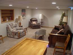 Basement Finishing to Add Living Space. Basement Finishing Ideas - Family  Room