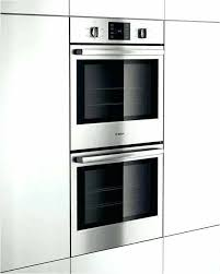 double oven double electric wall oven series kitchen view double wall oven review bosch 27 double wall oven review double oven double electric wall oven