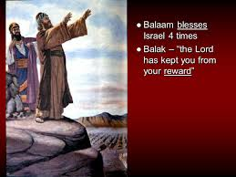 Image result for balaam and balak