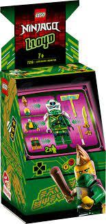 71716 Lego Ninjago Lloyd Avatar-Arcade Pod 48 Stück alter 7 Jahre +