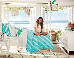 Ocean Themed Girls Bedroom Teen Beach Bedroom Ideas Pcgamersblog